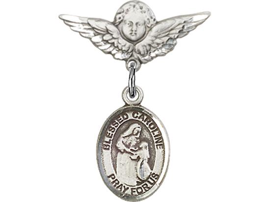 Blessed Caroline Gerhardinger<br>Baby Badge - 9281/0735