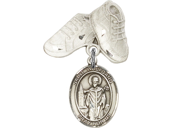 St Wolfgang<br>Baby Badge - 9323/5923