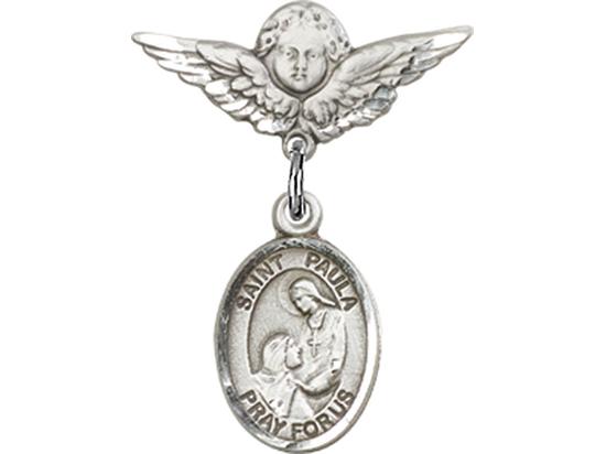 St Paula<br>Baby Badge - 9359/0735