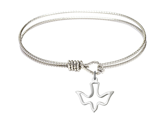 1510 - Holy Spirit Bangle<br>Available in 8 Styles