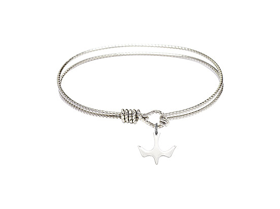 2327 - Holy Spirit Bangle<br>Available in 6 Styles