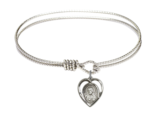 4126 - Scapular Bangle<br>Available in 8 Styles