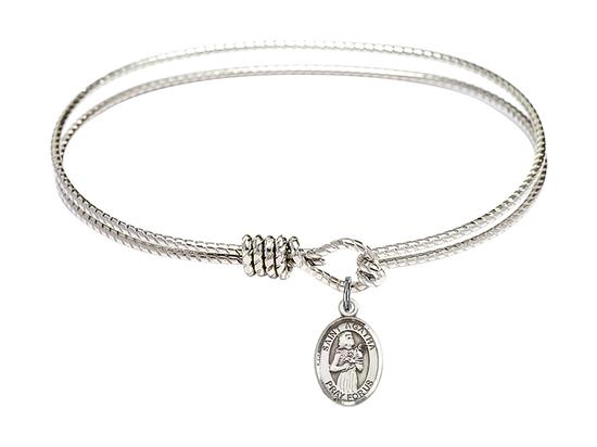 9003 - Saint Agatha Bangle<br>Available in 8 Styles
