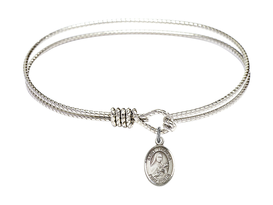 9106 - Saint Theresa Bangle<br>Available in 8 Styles