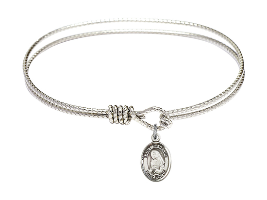 9236 - Saint Madeline Sophie Barat Bangle<br>Available in 8 Styles