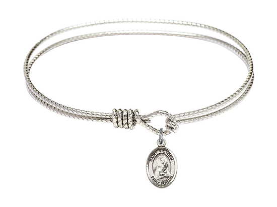 9253 - Saint Victoria Bangle<br>Available in 8 Styles