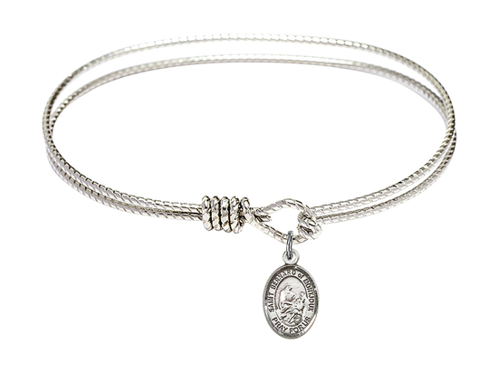 9264 - Saint Bernard of Montjoux Bangle<br>Available in 8 Styles