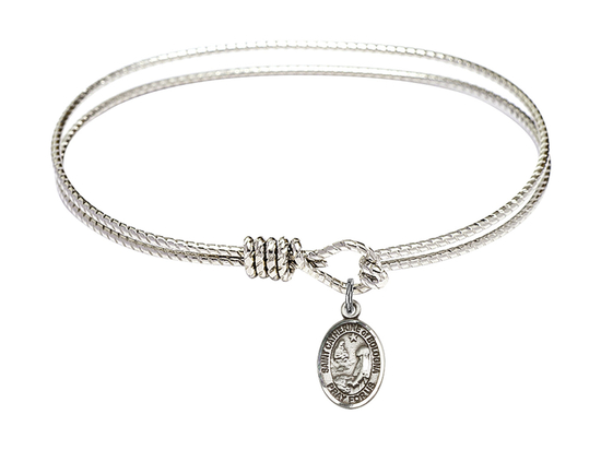 9354 - Saint Catherine of Bologna Bangle<br>Available in 8 Styles