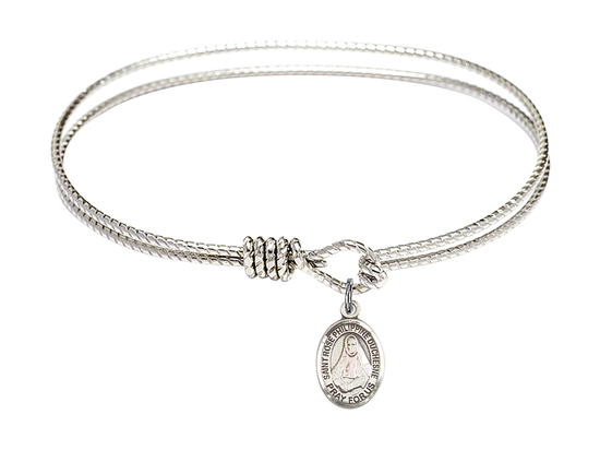 9371 - Saint Rose Philippine Duchesne Bangle<br>Available in 8 Styles