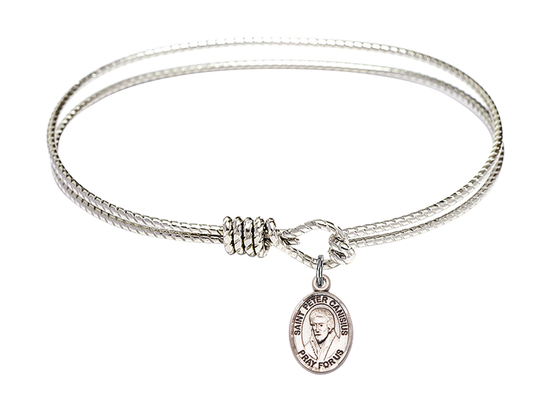 9393 - Saint Peter Canisius Bangle<br>Available in 8 Styles