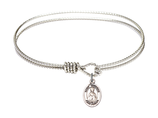 9419 - Saint Winifred of Wales Bangle<br>Available in 8 Styles