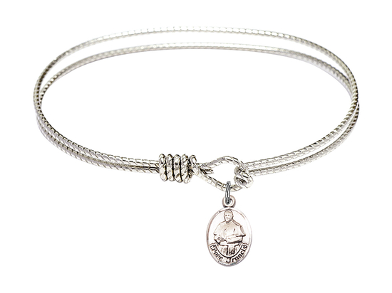 9451 - Pope Francis Bangle<br>Available in 8 Styles