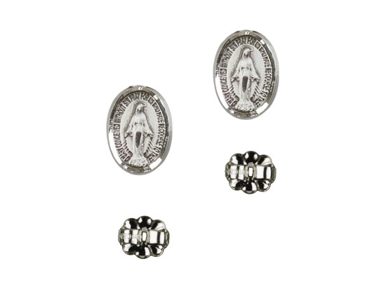 Miraculous<br>E0702MP - 1/2 x 1/4<br>Earring