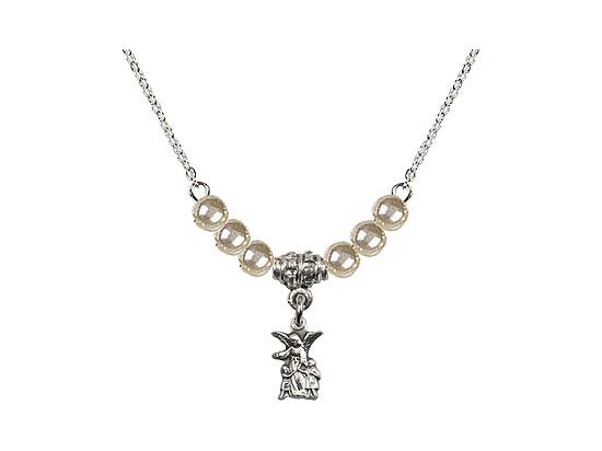 N02 / Faux Pearl Beads<br>4254 - Littlest Angel