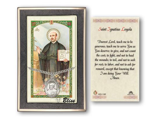 St Ignatius of Loyola<br>PC7217