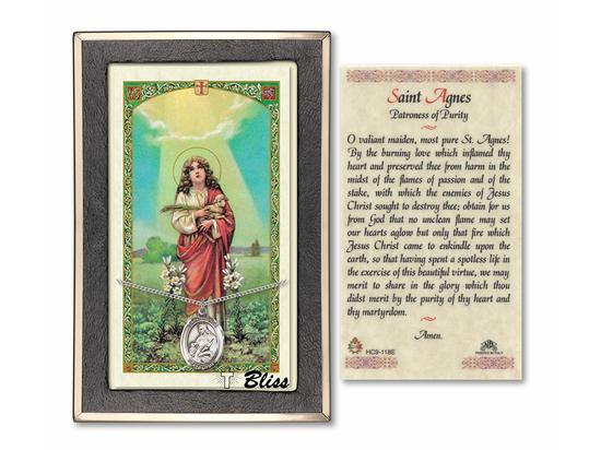 St Agnes of Rome<br>PC8128