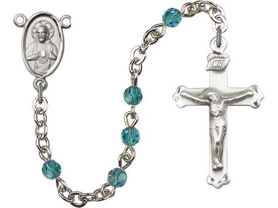 R0004 Series Rosary<br>Available in 16 Colors