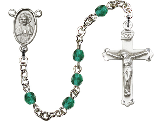 R0034 Series Rosary<br>Available in 16 Colors
