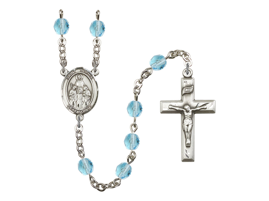 R6000 Series Rosary<br>St. Sophia<br>Available in 12 Colors