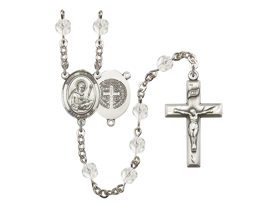 R6000 Series Rosary<br>St. Benedict<br>Available in 12 Colors