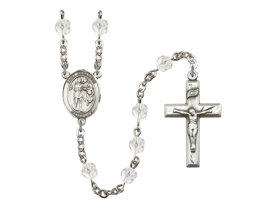 R6000 Series Rosary<br>St. Sebastian<br>Available in 12 Colors