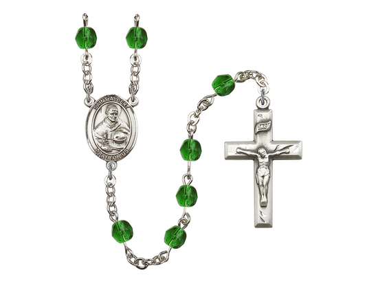 R6000 Series Rosary<br>St. Albert the Great<br>Available in 12 Colors