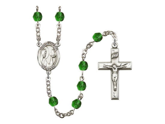 R6000 Series Rosary<br>O/L Star of the Sea<br>Available in 12 Colors