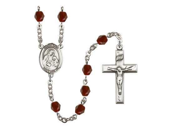 R6000 Series Rosary<br>St. Ann<br>Available in 12 Colors