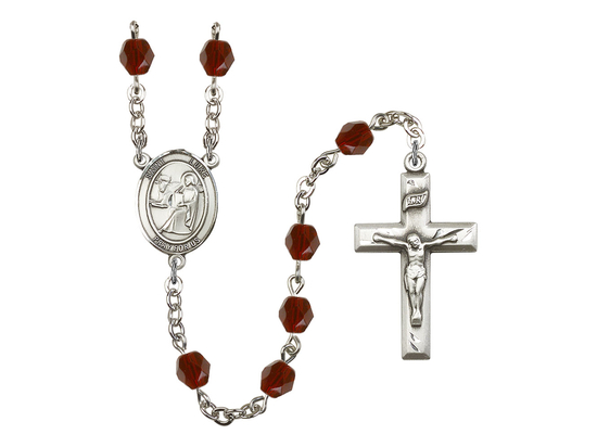 R6000 Series Rosary<br>St. Luke the Apostle<br>Available in 12 Colors