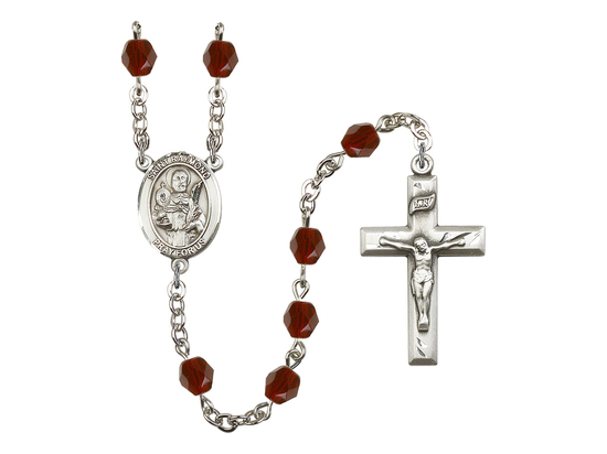 R6000 Series Rosary<br>St. Raymond Nonnatus<br>Available in 12 Colors