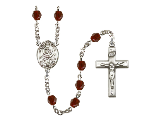 R6000 Series Rosary<br>St. Perpetua<br>Available in 12 Colors