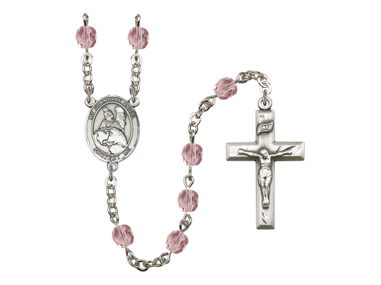 R6000 Series Rosary<br>Guardian Angel Protector<br>Available in 12 Colors