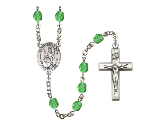 R6000 Series Rosary<br>Guardian Angel of the World<br>Available in 12 Colors