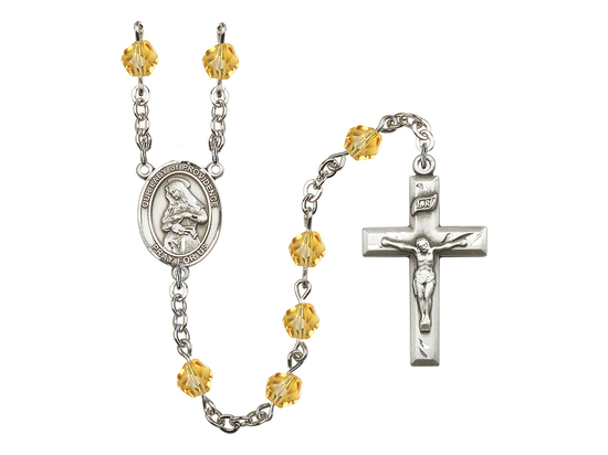 R6000 Series Rosary<br>O/L of Providence<br>Available in 12 Colors