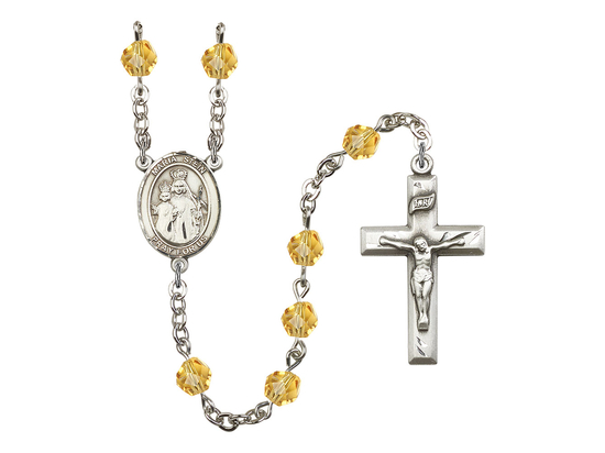 R6000 Series Rosary<br>Maria Stein<br>Available in 12 Colors