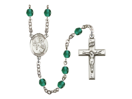R6000 Series Rosary<br>St. Matthew the Apostle<br>Available in 12 Colors