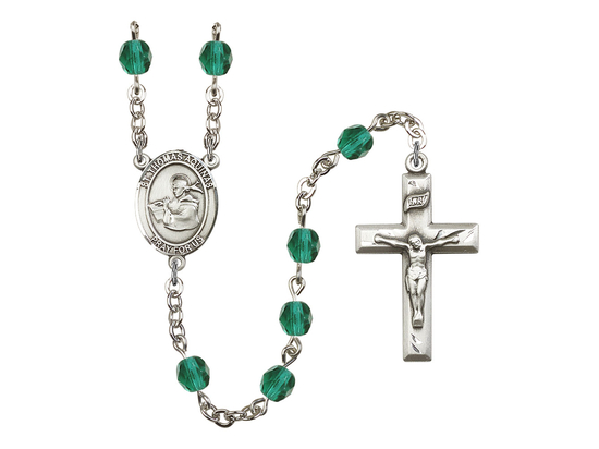 R6000 Series Rosary<br>St. Thomas Aquinas<br>Available in 12 Colors