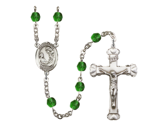 R6001 Series Rosary<br>St. Cecilia<br>Available in 12 Colors