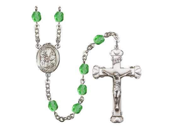 R6001 Series Rosary<br>St. Zita<br>Available in 12 Colors