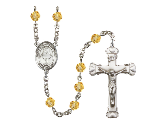 R6001 Series Rosary<br>St. Mary Mackillop<br>Available in 12 Colors