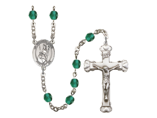 R6001 Series Rosary<br>Guardian Angel of the World<br>Available in 12 Colors