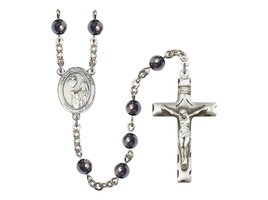 R6002 Series Rosary<br>St. Margaret Mary Alacoque