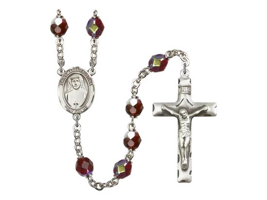 R6008 Series Rosary<br>St. Maria Faustina
