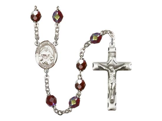 R6008 Series Rosary<br>St. Julia Billiart