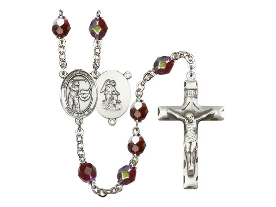 R6008 Series Rosary<br>Guardian Angel/Golf