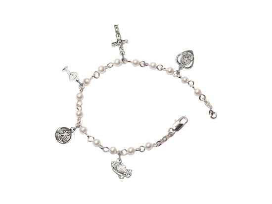 RB3010 Series Rosary Bracelet