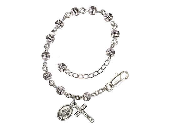 RBI0836 Series Infant Rosary Bracelet