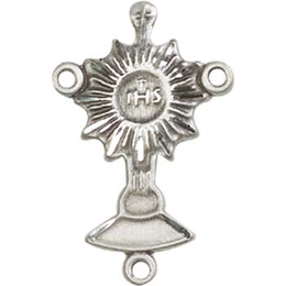 Monstrance<br>0002CTR - 7/8 x 1/2<br>Rosary Center