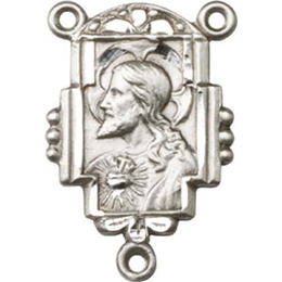 Scapular<br>0019CTR - 7/8 x 1/2<br>Rosary Center