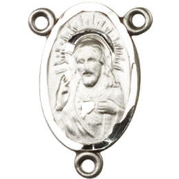 Scapular<br>0026CTR - 3/4 x 1/2<br>Rosary Center
